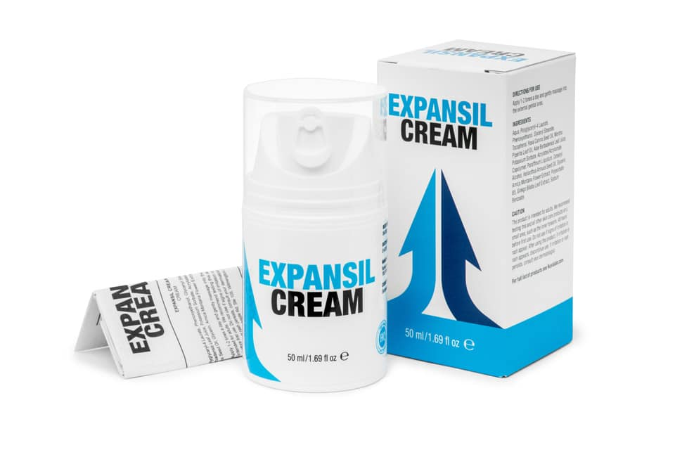 expansil cream opinie działanie efekty
