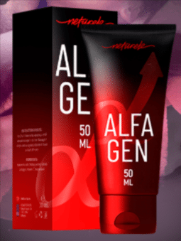 alfagen żel